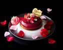 《オプション》カシスとシャンパーニュのムースケーキ(直径15CM)