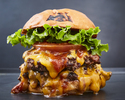 【TAKEOUT】ダブルチーズバーガー Double Cheeseburger
