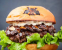 【TAKEOUT】テリヤキバーガー(照り焼きソースと原木椎茸)Teriyaki burger