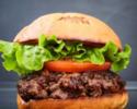 【TAKEOUT】ハンバーガー(シングル) Hamburger (Simple)