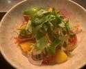 SOM TUM - Green Papaya and Fruit Salad