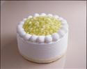 【デリバリー】6号(18cm)スーパーメロンショートケーキ ¥12,000(税抜)
