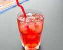 "Iced Flavor Tea  ""Wild Berry"""