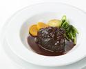 【テイクアウト】和牛ほほ肉の赤ワイン煮込み ¥2,500
