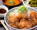 【テイクアウト】鶏唐おろし丼