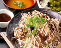 【テイクアウト】鶏マヨ丼