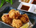 【テイクアウト】鶏の唐揚げ 5個入り (スパイシー味)