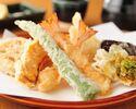 【テイクアウト】天ぷら8種盛り