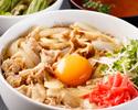【テイクアウト】スタミナ丼【豚・温玉】