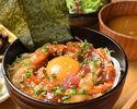 【テイクアウト】海鮮ユッケ丼