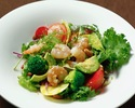 【Take Out】Avocado and Shrimps Salad