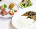 【テイクアウト】牡蠣とポルチーニ茸のクリームリゾットセット