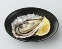 【テイクアウト】牡蠣の素焼き 2ピース
