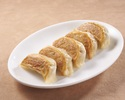 Grilled pork dumplings