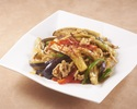 Sichuan stir-fried eggplant