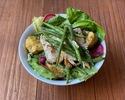 ローストチキンサラダ Roast Chicken Salad