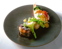 【take out】Surf & Turf (Rossini and Roasted Lobster)