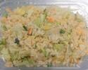 【テイクアウト】タラバ蟹肉とレタスの炒飯