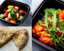 [Take out] Italian Way (Caprese salad and Kumano chicken Kotoretta, Focaccia) Online reservation Special price