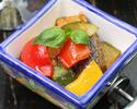 野菜のナポリ風トマト煮 ~ラタトゥイユ~