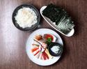 【テイクアウト】手巻き寿司セット