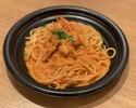 「Pasta ワタリ蟹のトマトクリームパスタ 」 ※11:30時以降の受取り