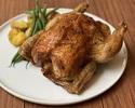 若鶏のローストチキン(単品) Poulet Roti