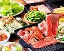 """【3時間食べ飲放題付き】牛豚鶏""""肉食べ放題""""BBQ大人4500円"""