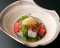【デリバリー】真蛸と炙りホタテのサラダ仕立て 柚子胡椒ジュレ