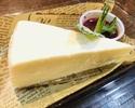 【デリバリー】チーズケーキ ベリーソース