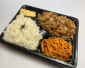【TAKEOUT】生姜焼き弁当 Pork ginger