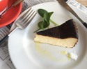 【テイクアウト】バスク風 チーズケーキ