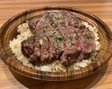 「300g牛フィレ肉のステーキライス 」 ※11:30時以降の受取り