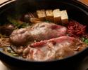 【テイクアウト】近江牛サーロインすき焼きセット(2人前)