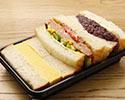 「ミックスサンドイッチ」 ※10時以降の受取り