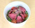 【テイクアウト】近江牛ローストビーフのサラダ