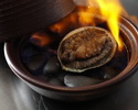Abalone and Brand Wagyu course (Dinner)