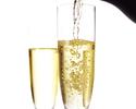 【シンガポールフード&マンゴースイーツ】平日ナシパダンランチ× 乾杯スパークリングワイン