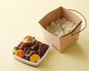 【TAKEOUT】①札幌パークホテル特製 ビーフシチューBOX