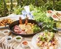 【大満足コース】厳選牛×大海老×旬魚 お肉もシーフードも楽しめるフリードリンクディナー