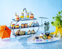 SUMMER SUNNY DAY! afternoon tea