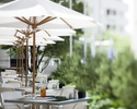 【Aperitivo】Relax over pre-dinner drinks and a light meal at terrace