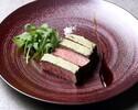 【テイクアウト】長野県産信州プレミアム牛のワサビ焼き 燻製醤油の香り