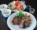 Surf-and-Turf (Seafood and Steak) Set (for 2 people)