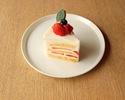 季節のショートケーキ(苺)