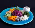 Som tum - Snow Crab and Mango Salad