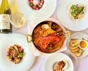 【1月グルメの会】牡蠣と南仏ニース風ブイヤベース