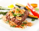 【土日祝限定】オマール海老を使った人気のペスカトーレや前菜3種盛り、牛ロース肉など全5品の週末プラン
