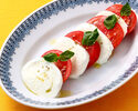 【テイクアウト】トマトと水牛モッツアレッラのサラダ