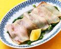 【テイクアウト】カジキマグロの燻製カルパッチョ
